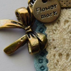 Flower Mark Other - Cell Phone Strap/Charm
